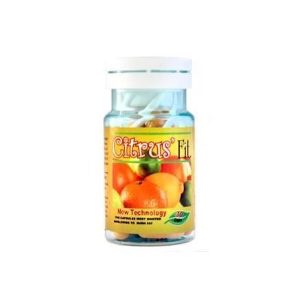 Citrus Fit Painonpudotus Kapselit