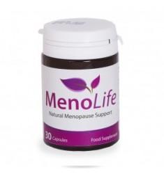 Menolife -vaihdevuosien oireiden hallintaan