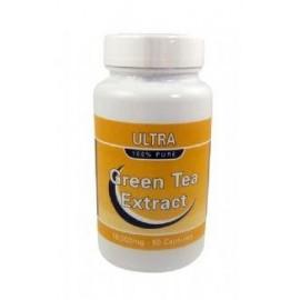 ULTRA Vihreä tee jauhe - Markkinoiden tehokkain tuote, 90 kapselia, 10 000mg